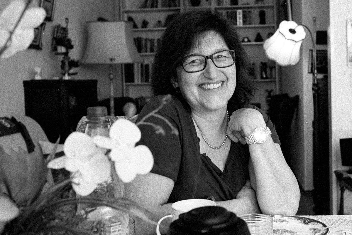 Marguerite Marcus kam 1959 als jüngstes von vier Kindern in Berlin zur Welt.